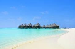Villas de paradis photos libres de droits