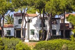 Villas de vacances Image libre de droits