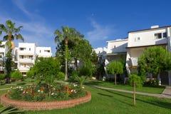 Villas Stock Image