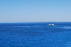 Villasimius, στη Σαρδηνία, Ιταλία Στοκ φωτογραφίες με δικαίωμα ελεύθερης χρήσης