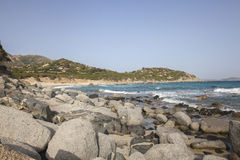 Villasimius. Porto Sa Ruxi. (Sardinia - Italy) Stock Photos