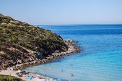 Villasimius, Sardinia Royalty Free Stock Image