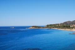 Villasimius, Sardinia Stock Photography