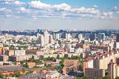 Ville 2 de Moscou image libre de droits
