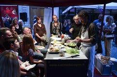 Ville 2012 de vin à Firenze Photographie stock