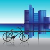 Ville. illustration stock