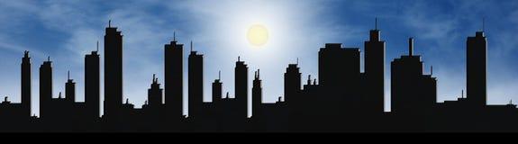 Ville Image libre de droits