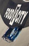 Ville 500 de nourriture de série de cuvette de Sprint de détour de Miller Lite Images libres de droits