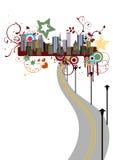 Ville Images libres de droits