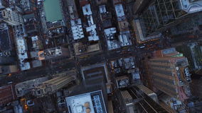 ville aérienne New York