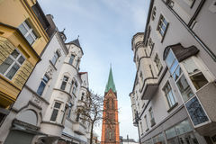 ville Allemagne de Herne Photographie stock