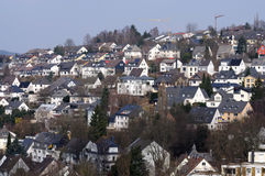 Ville allemande photographie stock