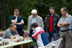ville Angarsk été 2012 - 40 Photographie stock libre de droits