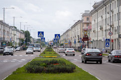 ville Angarsk été 2012 - 48 Photographie stock libre de droits