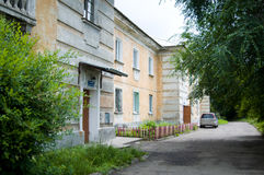 ville Angarsk été 2012 - 47a Photo stock