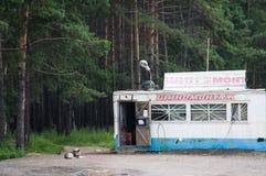 ville Angarsk été 2012 - 51 Image stock