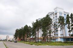 ville Angarsk été 2012 - 52 Images stock