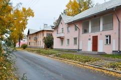 ville Angarsk été 2011 - 71 Photographie stock libre de droits