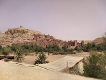 Ville antique Image libre de droits
