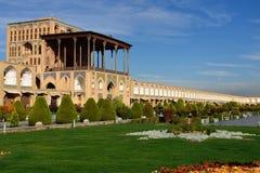 Ville antique d'Isphahan en Iran images stock