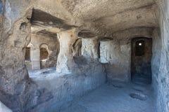 Ville antique d'Upliscyche, la Géorgie Image libre de droits