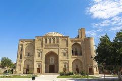 Ville antique de Boukhara dans l'Ouzbékistan Photographie stock libre de droits