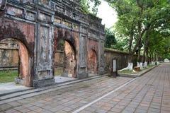 Ville antique de Hue images stock
