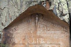 Ville antique de MIDAS Images stock