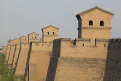 Ville antique de Pingyao Images stock