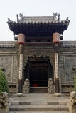 Ville antique de Pingyao Photo stock