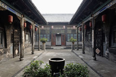 Ville antique de Pingyao Images stock