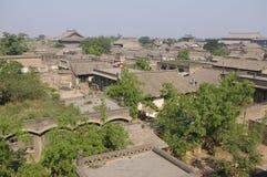 Ville antique de Pingyao Image stock