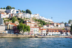 Ville antique de Porto Photo libre de droits