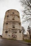 Ville antique de Trochtelfingen en Allemagne du sud Image libre de droits