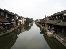 Ville antique de Xitang Photos stock