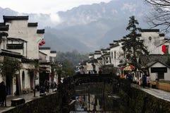 Ville antique des sud du fleuve Yangtze Image stock