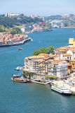Ville antique Portugal de Porto Image stock