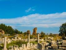 Ville antique, Turquie Photos stock
