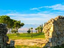 Ville antique, Turquie Image libre de droits