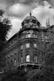Ville Budapest d'automne photos libres de droits
