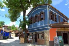 Ville Bulgarie de Koprivshtitsa Image stock