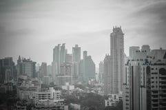 Ville centrale Photos stock