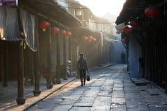 ville chinoise Photos libres de droits
