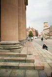 Ville Copenhague d'amoureux Photographie stock libre de droits