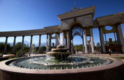 Ville d'Almaty image stock