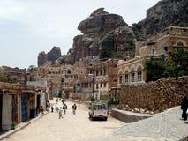 Ville d'AlTaweelah Photo stock