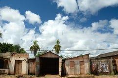 Ville d'Amazone Image libre de droits
