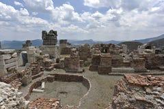 Ville d'antiquité de SAGALASSOS dans Burdur, Turquie photos stock