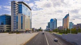 Ville d'Astana kazakhstan Photographie stock