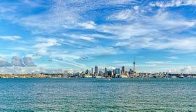 Ville d'Auckland Images stock